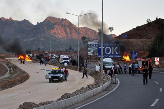 Tuncelide Patlama: 7 Kişi Öldü