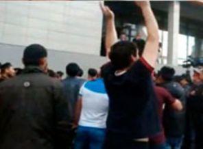 Camiden Çıkanlar Gözaltına Alındı