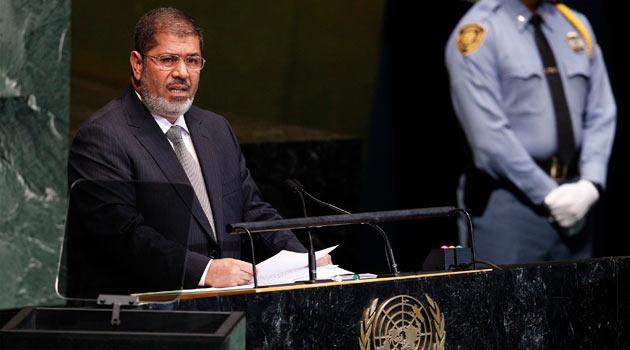Mursi: Suriye Asrın Trajedisi