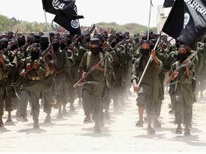 Somali İşgal Güçlerinin Ateşi Altında