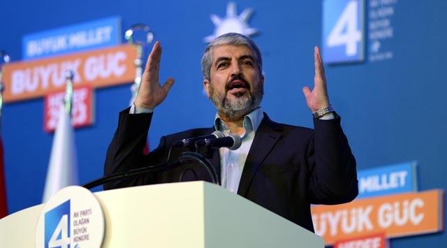 AK Parti Kongresinde Önemli İsimler Konuştu