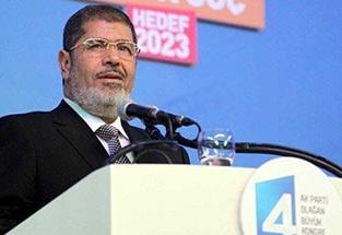 Muhammed Mursi, Yasama Yetkisini Devretti