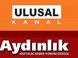 Ulusal Kanal, Akis'in Rolüne Soyundu