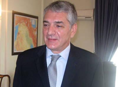 Suriye Büyükelçisi Merkeze Alındı