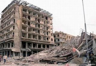 Halep'te Askerî Tesislere Bombalı Saldırı