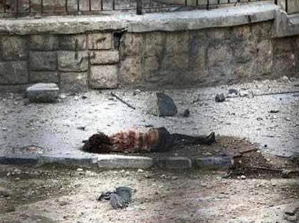 Suriye İçin Matem, Övgü, Veyl