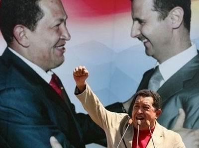 Chavez'den Esed Rejimine Desteğe Devam