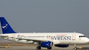 Suriye Uçağı Türkiyeden Ayrıldı