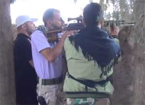 Suriyede Hava Üssü Ele Geçirildi (VİDEO)