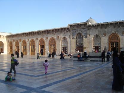 Tarihî Cami Hür Suriye Ordusunun Kontrolünde