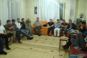 Üniversite Gençliği Isparta'da Buluştu