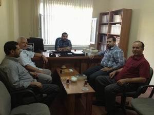 Amasya'dan Doğudaki Şubelere Ziyaret