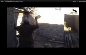 ABD Askerlerinin Sopa Korkusu (Video)
