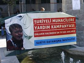 Vandan Suriyeli Muhacirlere Destek