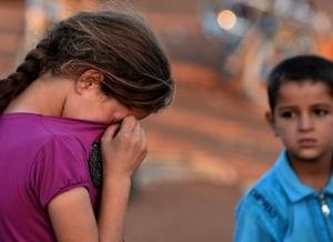 """Suriye'de En Çok Çocuklar """"Ölüyor"""" (FOTO)"""