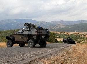 Doğalgaz Boru Hattına Saldırı: 28 Asker Yaralı
