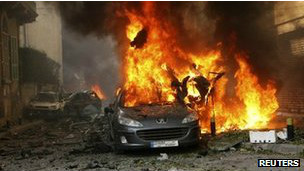 Beyrutta Bombalı Suikast: W. El Hassan Öldü