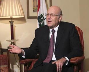 Lübnan Başbakanı Mikati İstifa Etti