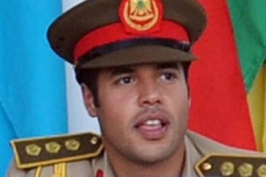 Kaddafinin Oğlu, Beni Velidte Öldürüldü