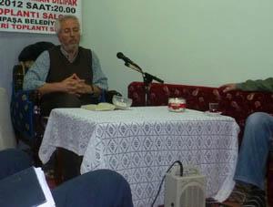 Yılmaz Çakır İtikatta Ölçü Konusunu Anlattı