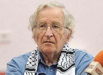 Chomsky'den İsrail'e Sert Eleştiri