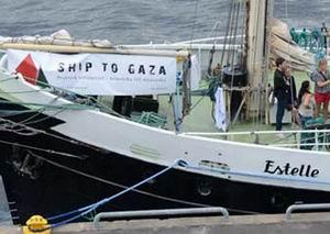 İsrail, Estelle Aktivistlerini Sorguluyor!