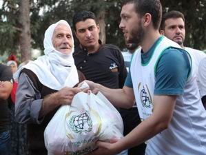 İHH, Suriye'de 1280 Hisse Kurban Kesecek