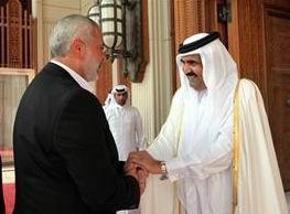 Katar Emiri Gazze'de; Abluka Çatırdıyor…