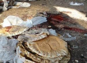 Esed Güçleri Halep'te Fırın Bombaladı!