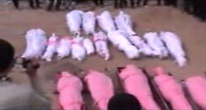 Çarşamba Günü 132 Suriyeli Katledildi