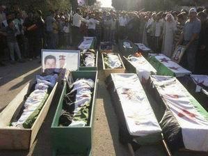 Suriyede Bugün de Katliam Vardı (FOTO-HABER)