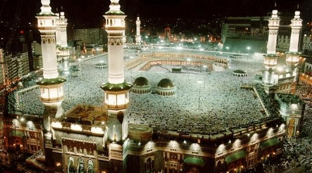 Mekke'ye Ulaşan Hacı Adayları 1 Milyonu Aştı