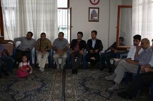 Antalya Özgür-Derde Bayramlaşma Yapıldı