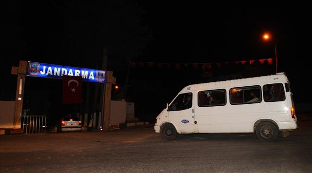 29 Esed Askeri Türkiyeye Sığındı