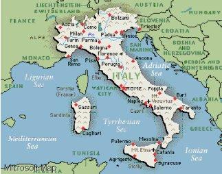 İtalyada Kriz Kent Sayısını Düşürdü
