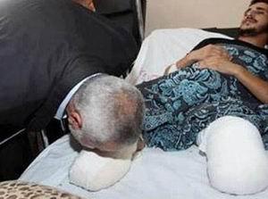 Gazzede Duygulandıran Görüntü
