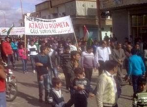 ÖSOdan Suriye Kürtleri Hakkında Açıklama