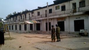 Af Örgütünden Nijerya Ordusuna Suçlama