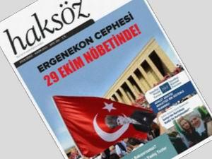 Haksöz Dergisi Kasım 2012 Sayısı Çıktı