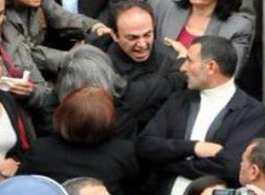 """Diyarbakırda """"Açlık Grevi"""" Gerginliği"""