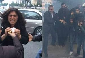 BDPli Vekillere Polis Müdahalesi!