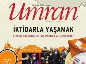 Umran 10. Yılında AK Parti İktidarını Tartışıyor