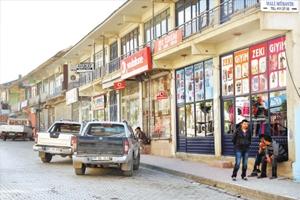 Şemdinlide PKK'ya Karşı Kepenk İndi