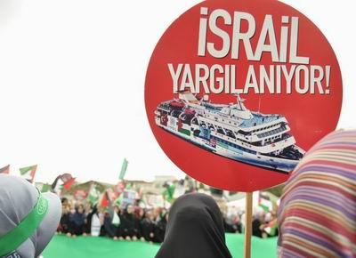 Mavi Marmara Davasında Yakalama Kararı Çıkmalı!