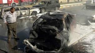 Irakta Askeri Üsse Bomba: 27 Ölü