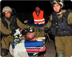 Kudüslü Gençler 8 İsrail Askerini Yaraladı