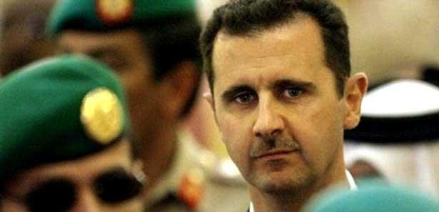 Şamda Cumhurbaşkanlığı Sarayı Bombalandı!