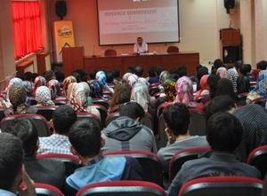 Dicle Üniversitesinde Suriye Etkinliği