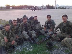 Siirtteki Kazada 17 Asker Hayatını Kaybetti