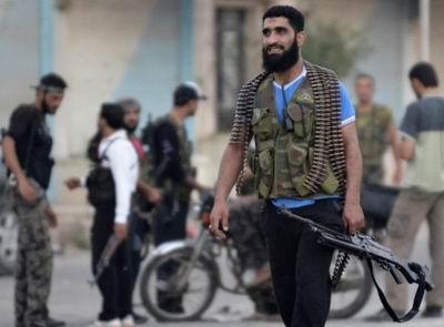 Suriye'de Siyasi Muhalefeti Tanımayan Gruplar